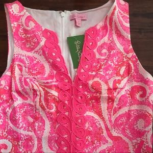 New with tags! Beautiful Lily Pulitzer Dress